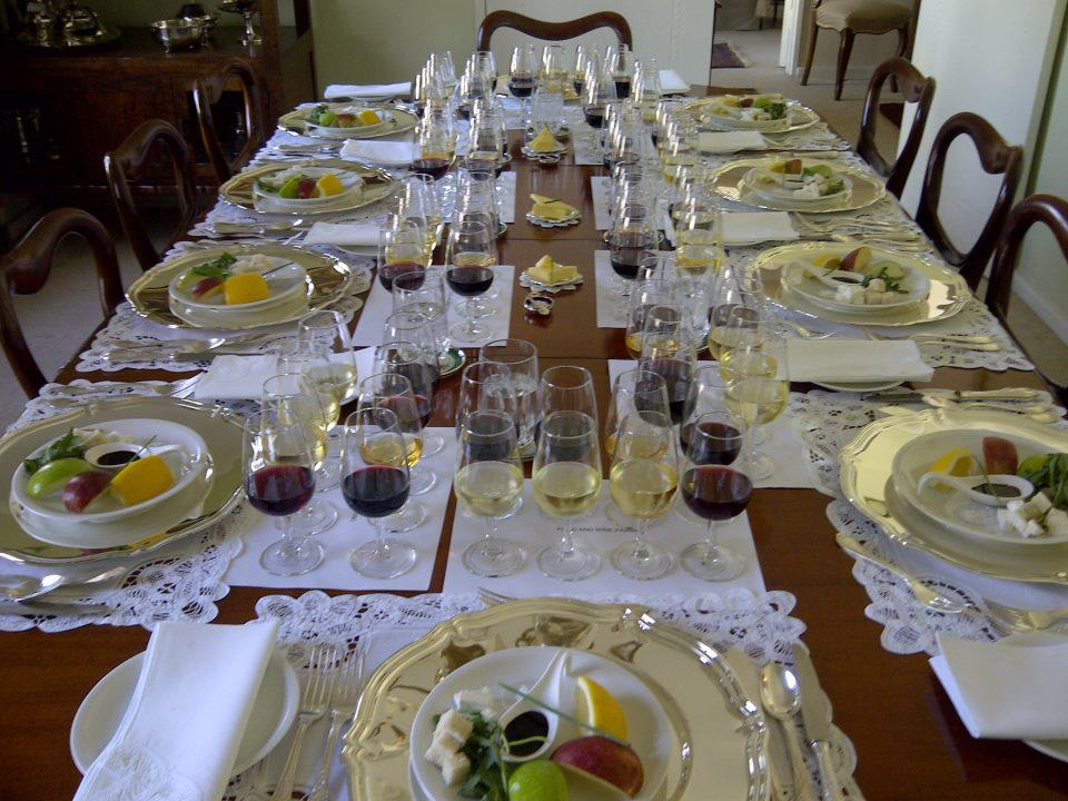 Catering services Welgemeend Venue Cape Town