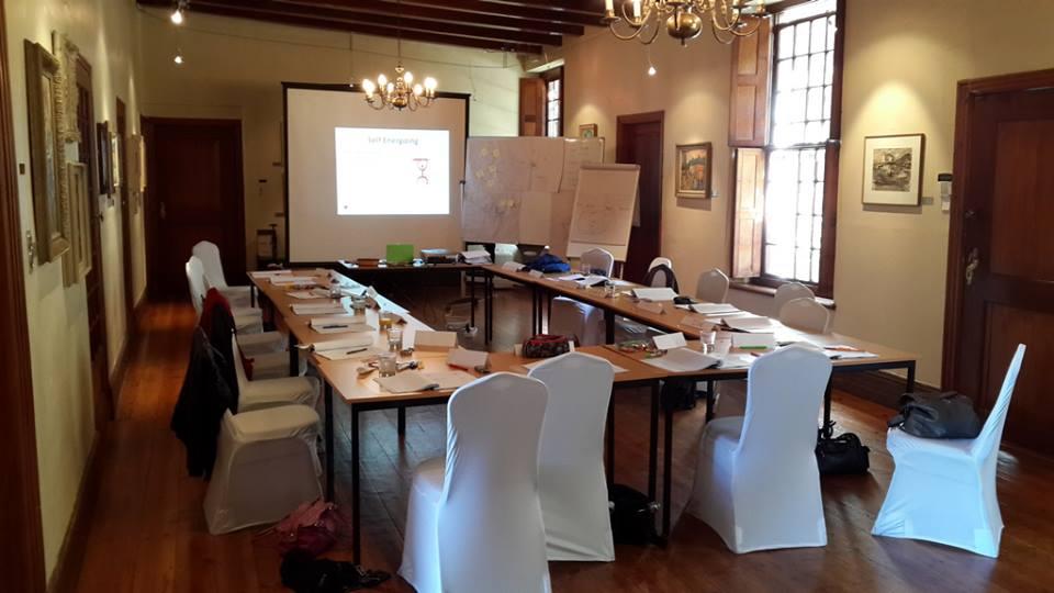 Conference setup Welgemeend