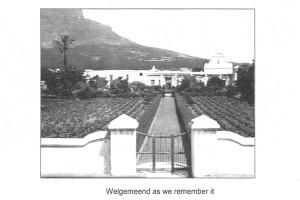 Welgemeend garden 1927