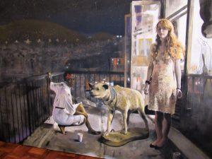 Conversations Art Exhibition at Welgemeend