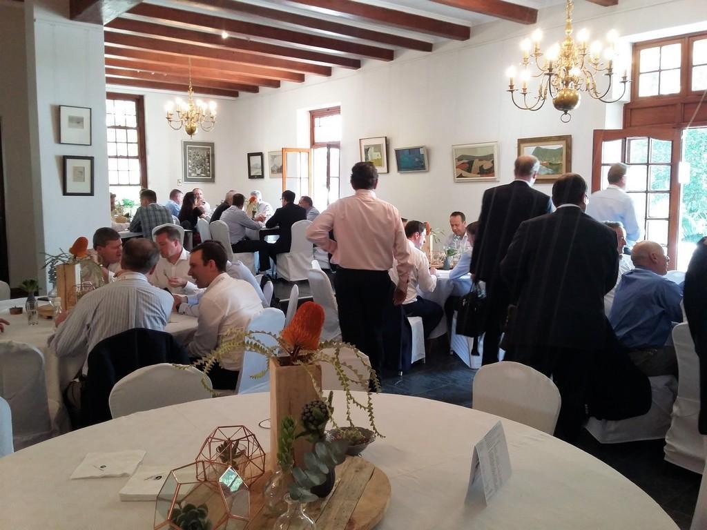 Meeting at Welgemeend