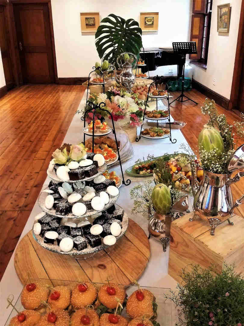 High Tea Buffet