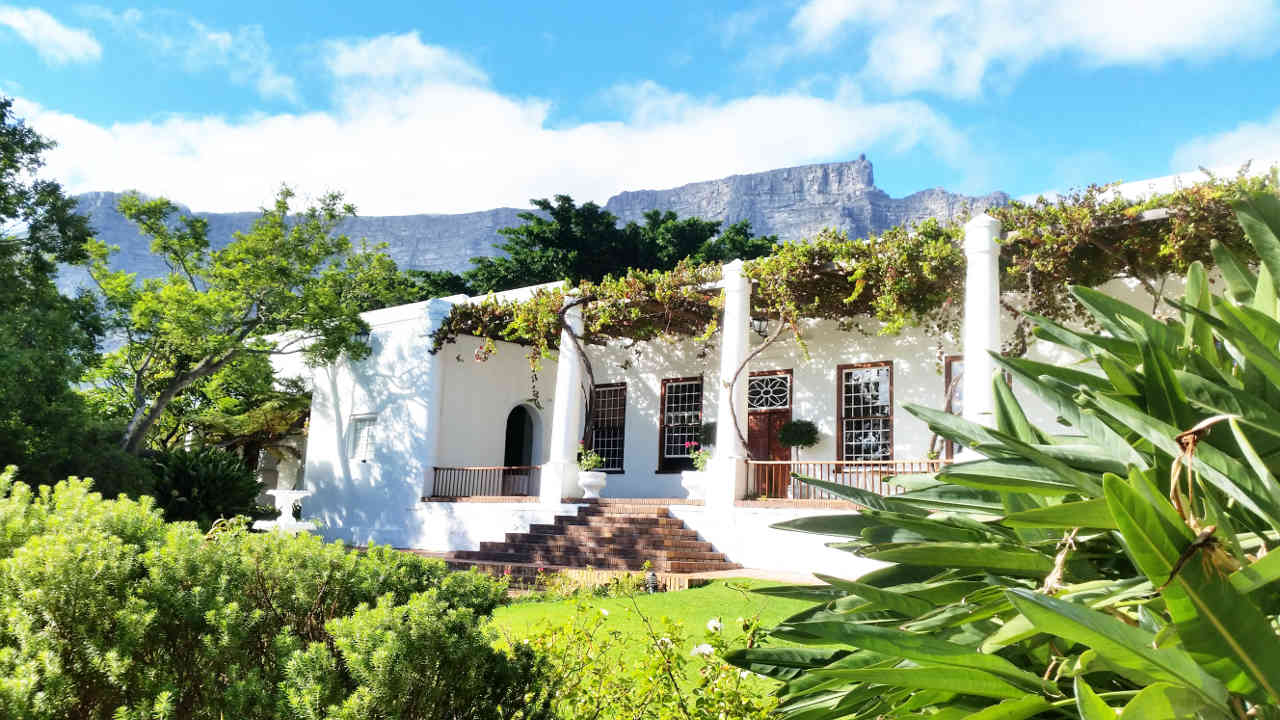Welgemeend Venue and Table Mountain