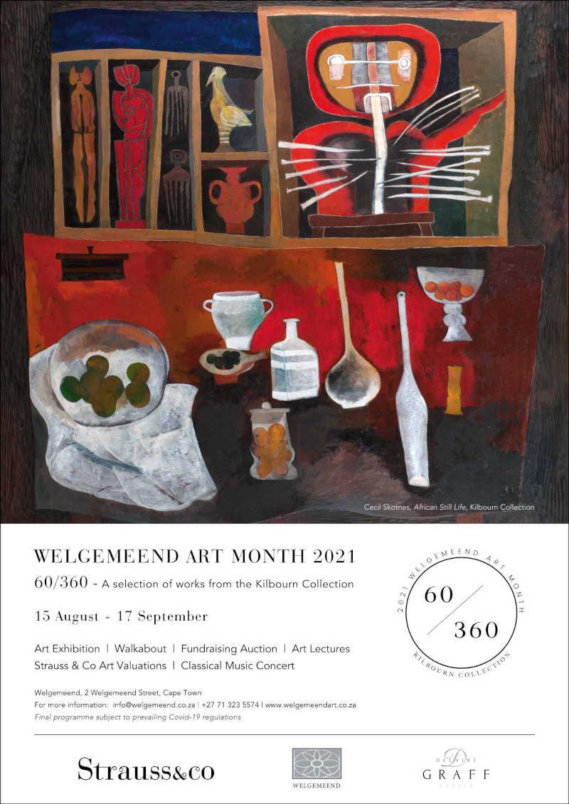 Welgemeend Art Month Poster2021